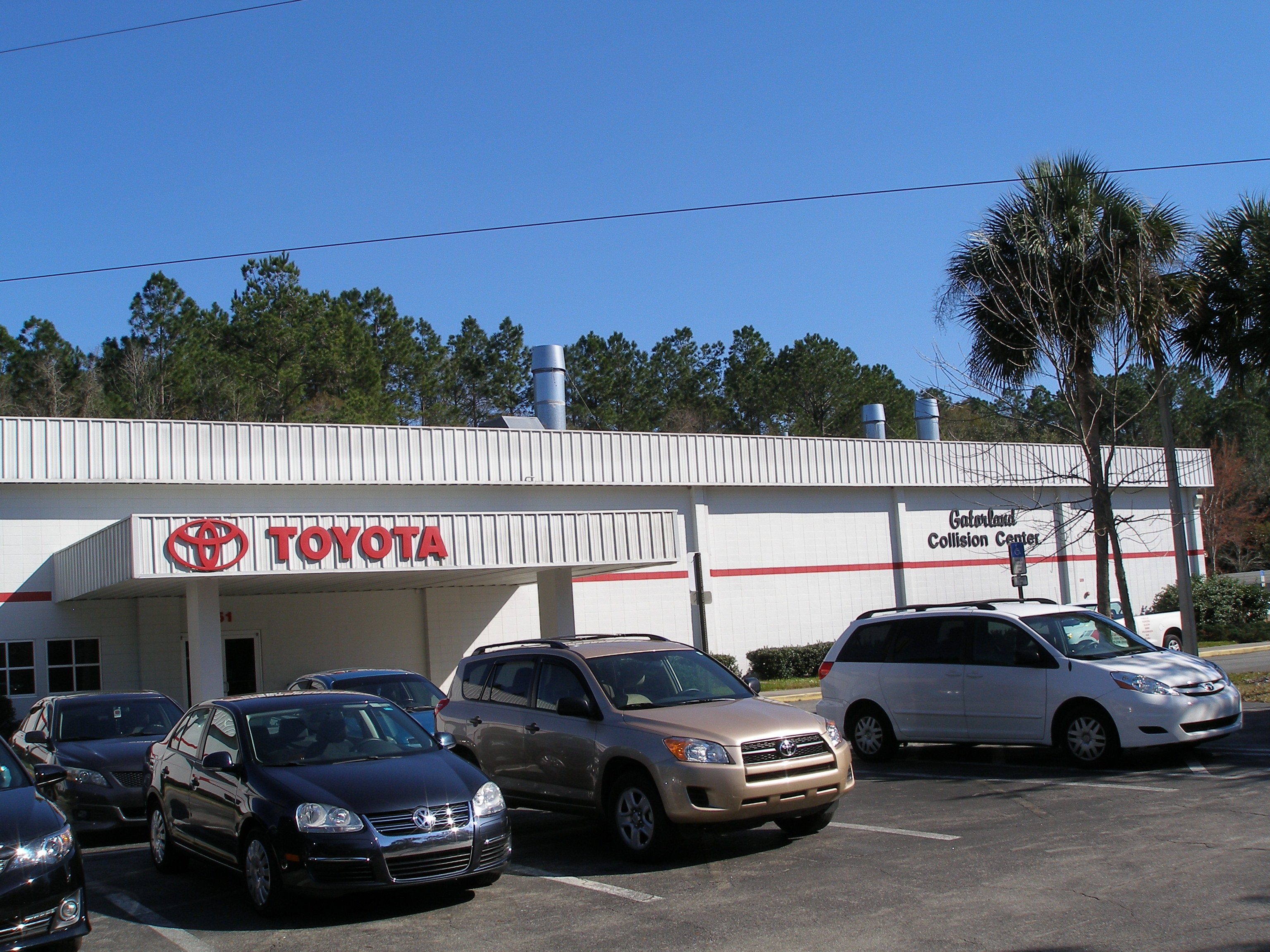Gatorland Toyota Gainesville FL Read Consumer Reviews Browse