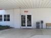 Entrance to collision center