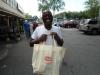 Grocery Bag program at Ward's
